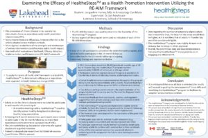 NW-ON R&I Week 2016 Poster